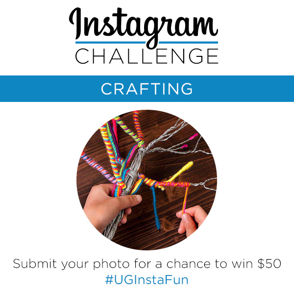 Instagram Challenge | Crafting