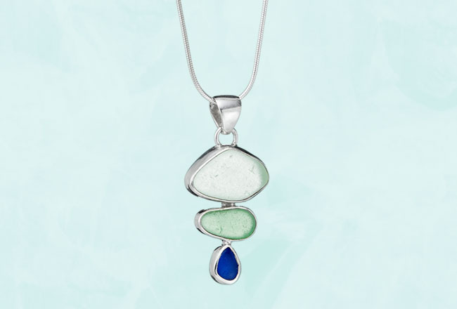 Sea Glass Jewelry | UncommonGoods