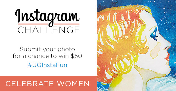 Instagram Challenge | Celebrate Women | UncommonGoods
