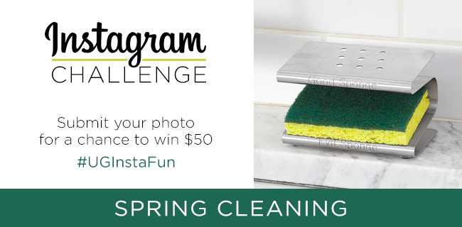 Instagram Challenge | Spring Cleaning | UncommonGoods