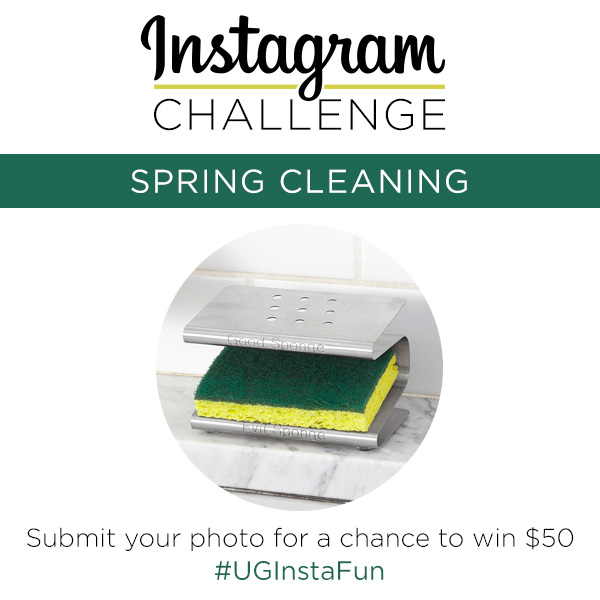 Instagram Challenge | Spring Cleaning | UncommonGoods | Square