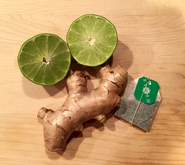 Citrus and Ginger Tea Infuser | UncommonGoods