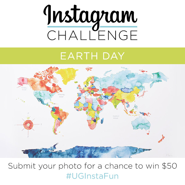Instagram Challenge | Earth Day | UncommonGoods