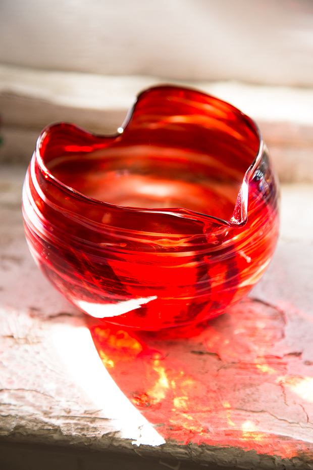Heart Bowl by Jim Loewer |UncommonGoods