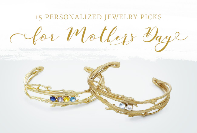 Personalized Jewelry For Mom