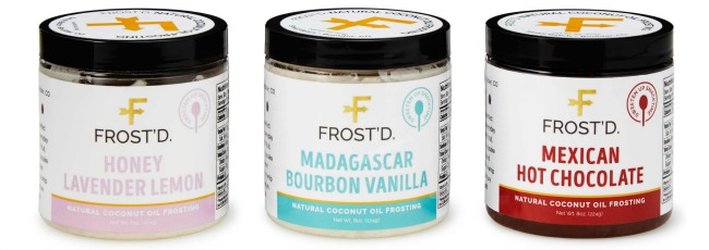 Natural Coconut Oil Frosting | UncommonGoods