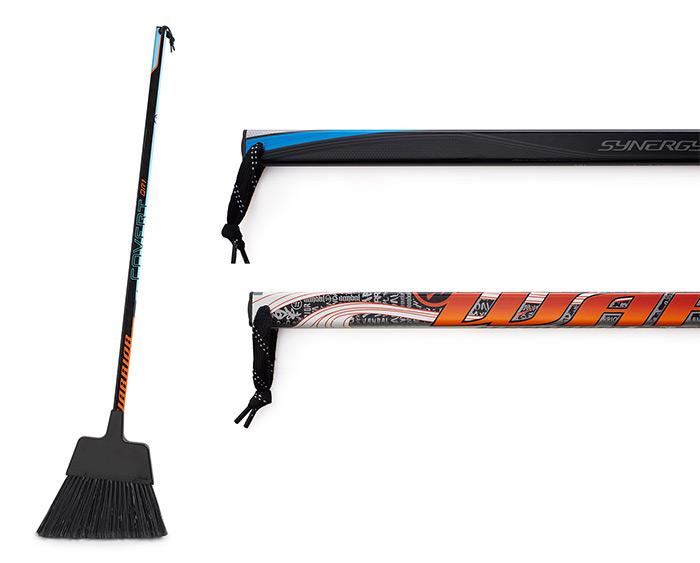 Hockey Stick Broom | UncommonGoods