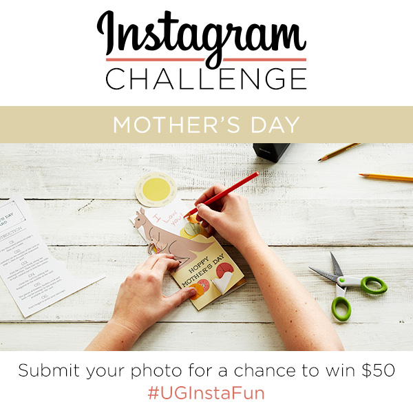 Instagram Challenge | Mother's Day | UncommonGoods