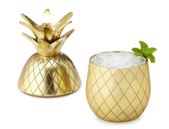 Pineapple Tumbler | UncommonGoods