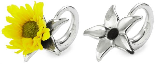 Flower Ring | UncommonGoods