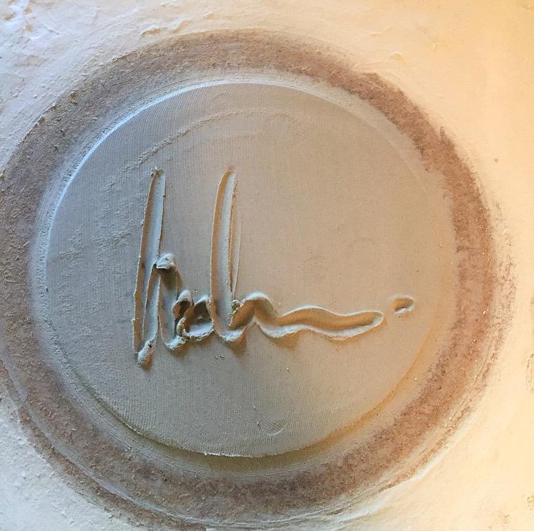 Tony Holman's Signature