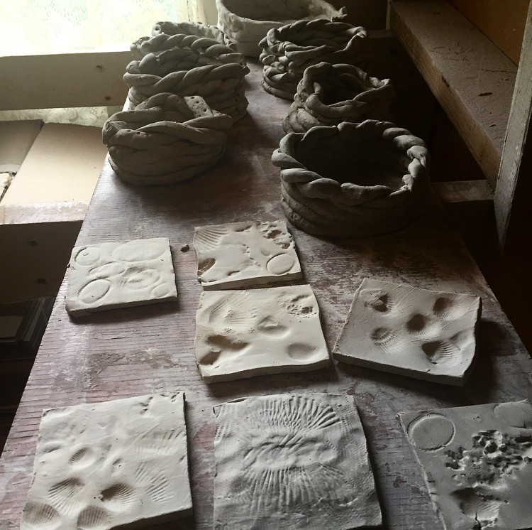 The Holmans open their home to Girl Scouts looking to earn the Potter Badge