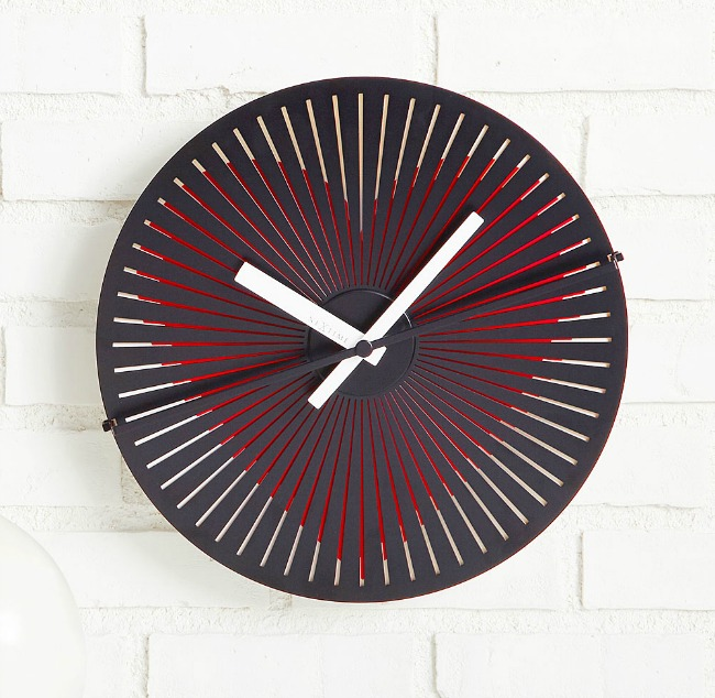 Beating Heart Wall Clock | UncommonGoods