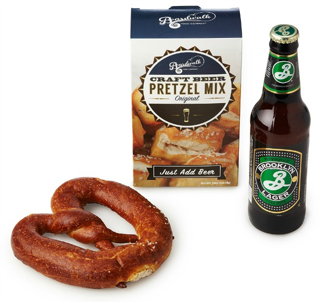 Craft Beer Pretzel Mix. | UncommonGoods