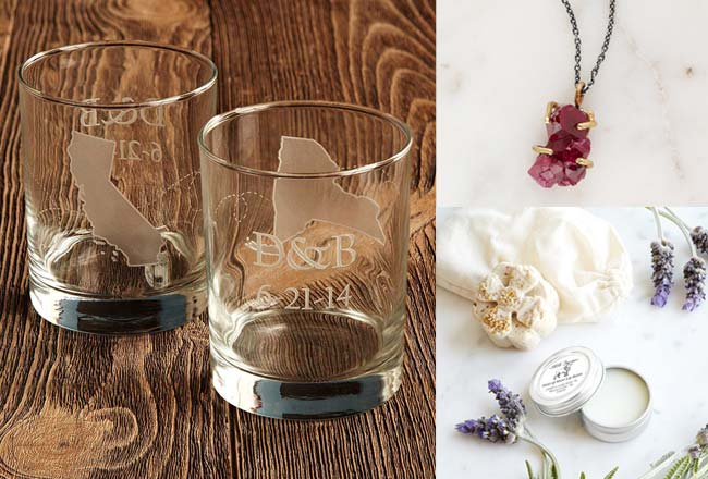 Wedding Anniversary Gift Guide: Gift Guide: Wedding Anniversary Gifts By Year -The Goods