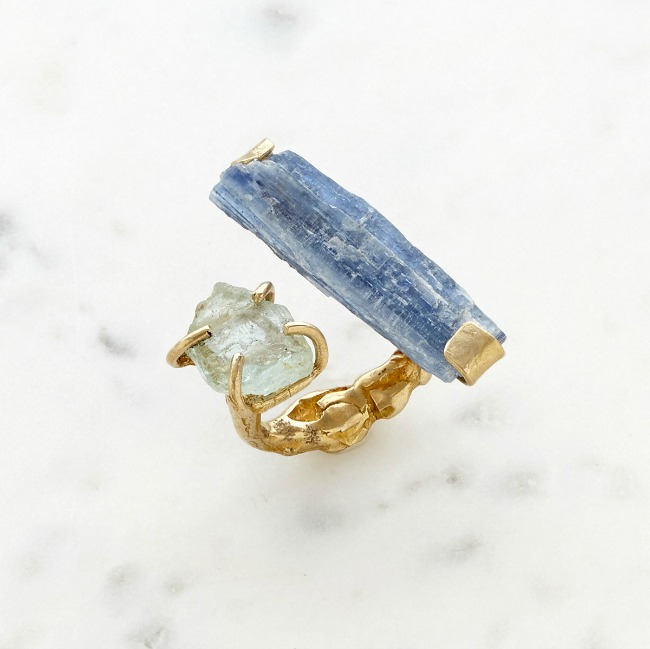 Waterfall Ring | UncommonGoods