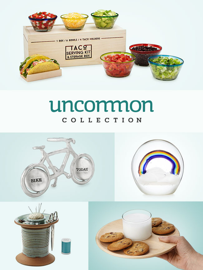 The Uncommon Collection | UncommonGoods