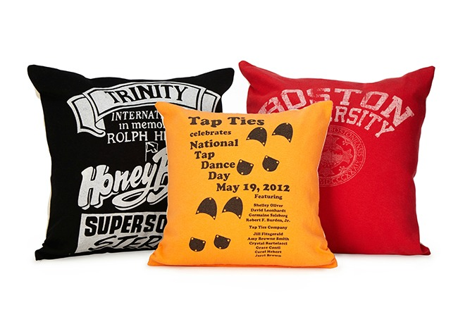 Personal Shirt and Message Pillow | UncommonGoods