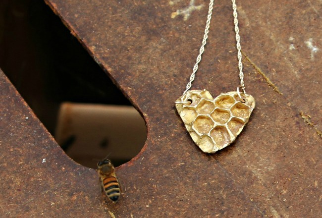 Nancy Nelson's Bee Love Jewelry | UncommonGoods
