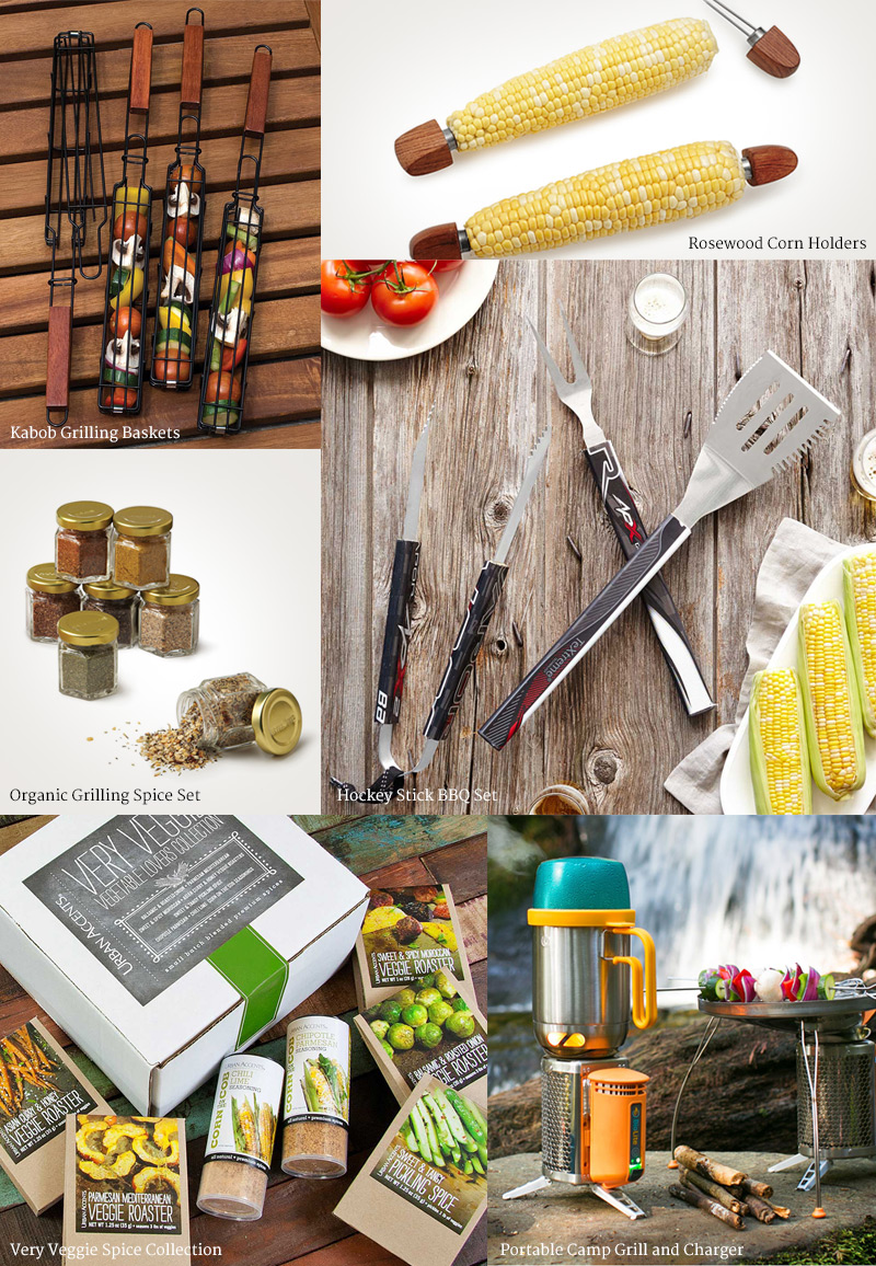 UncommonGoods BBQ and Grilling Accessories