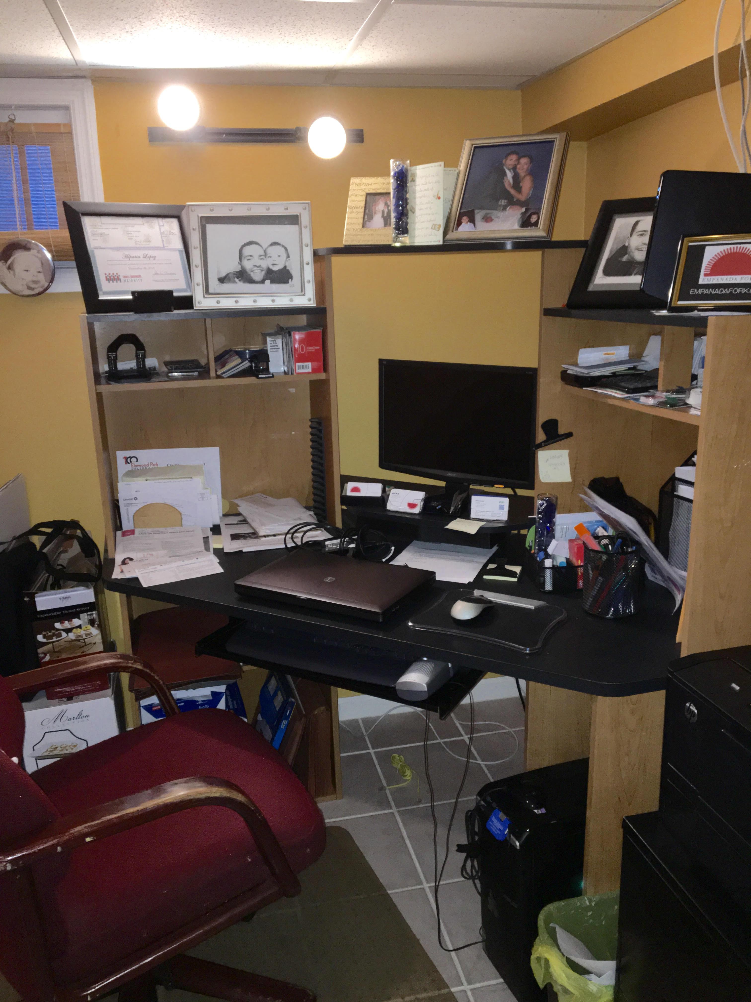 Top: Hipatia's Office