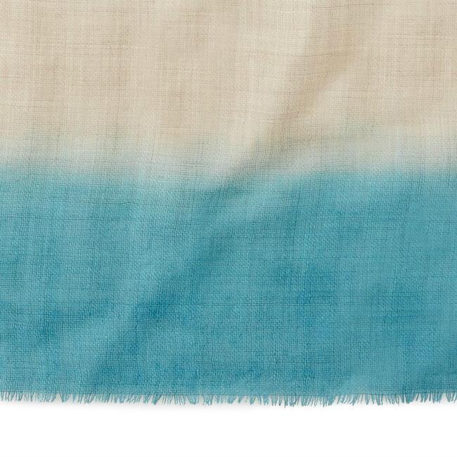 Ombre Rothko Scarf Closeup
