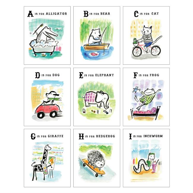 A-I Illustrations