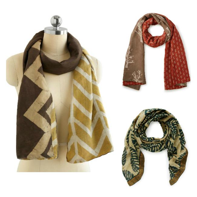 Rachna & Ruchika's Handmade Scarves