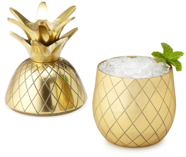 Pineapple Tumbler - UncommonGoods