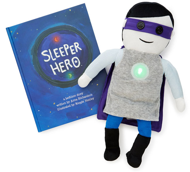 Sleeper Hero Bedtime Buddy | UncommonGoods