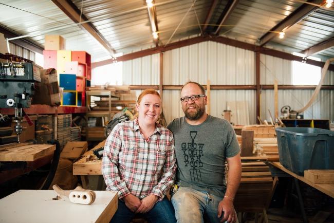 Aaron & Erin Nuland