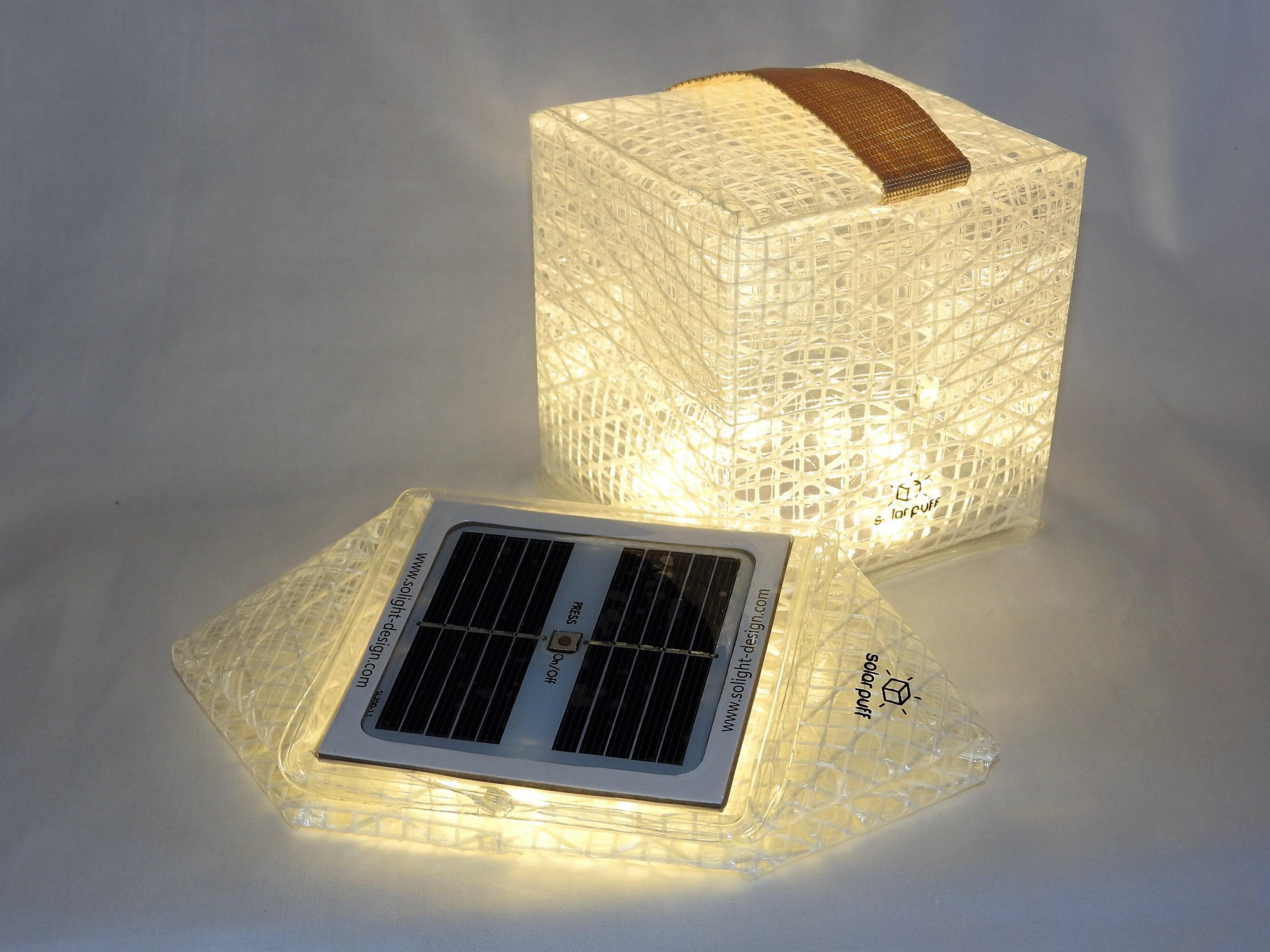 SolarPuff | UncommonGoods