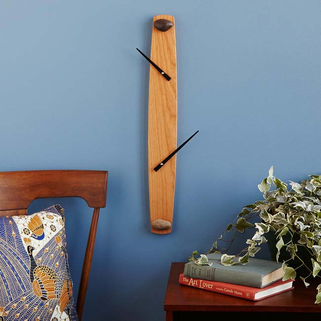 On The Other Hand Clock | UncommonGoods