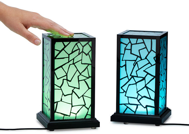 Long Distance Touch Lamp - UncommonGoods