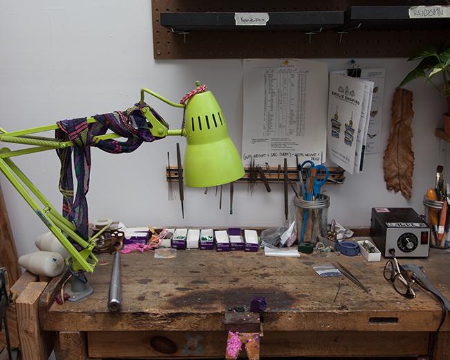 Emilie's Workspace