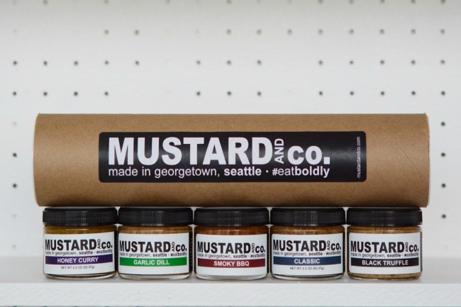 Flavored Mustard Sampler - UncommonGoods