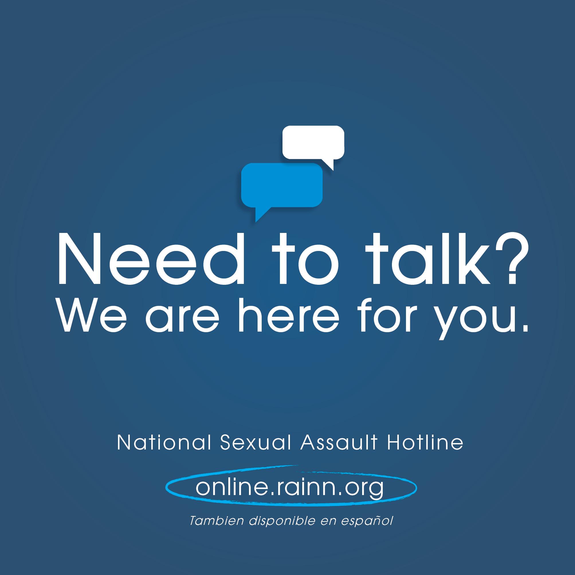 National Sexual Assault Hotline | RAINN