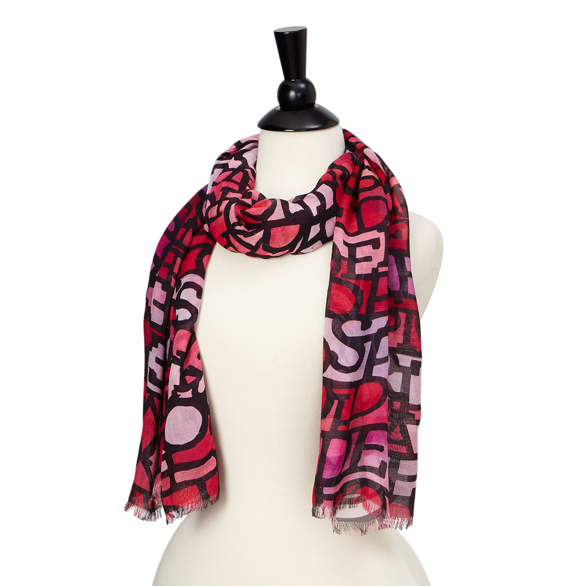 Inspirational Scarf - Passion