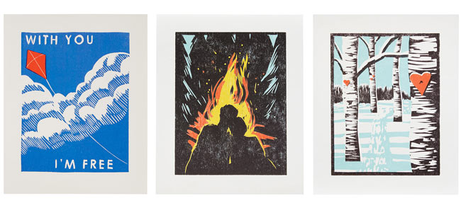 Woodblock Prints - UncommonGoods