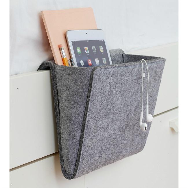Bedside Essentials Pocket - UncommonGoods
