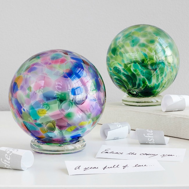 Birthstone Wishing Ball - UncommonGoods