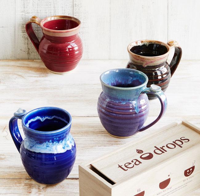 Healing Stone Mugs - UncommonGoods