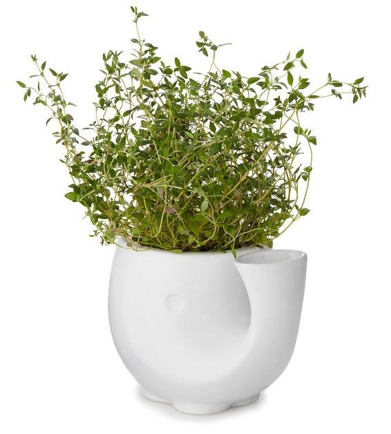 Self Watering Eleplanter - UncommonGoods