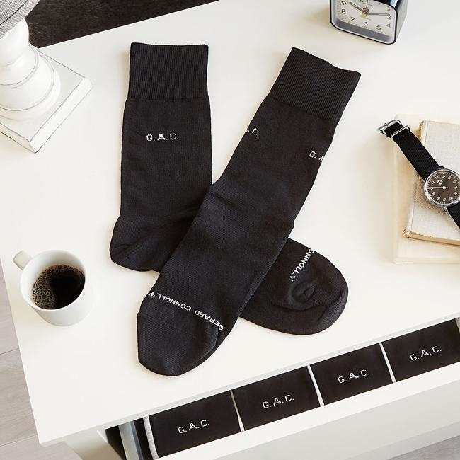Personalized Socks | UncommonGoods