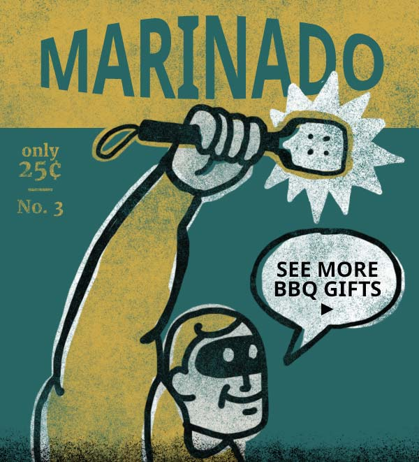 See more grilling gifts | UncommonGoods