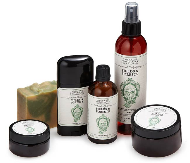 Fields & Forests Men's Grooming Set - UncommonGoods
