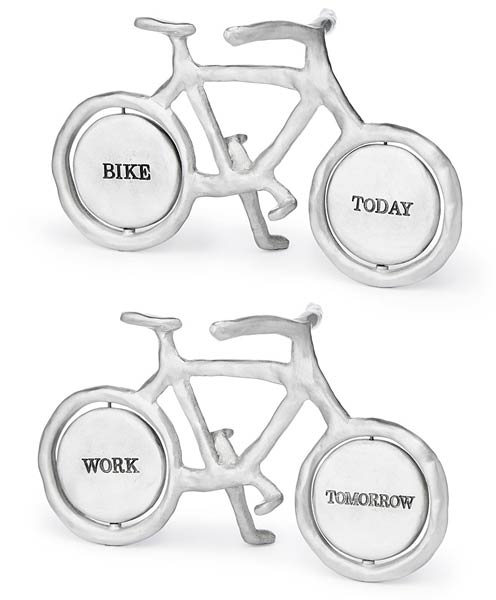 Bike Today, Work Tomorrow | UncommonGoods