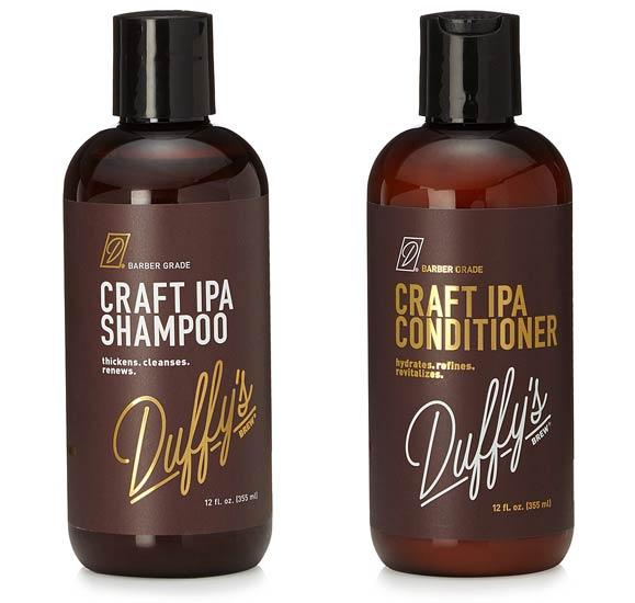 Craft IPA Beer Shampoo and Conditioner | UncommonGoods