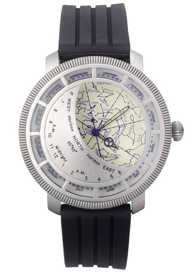 Planisphere Watch | UncommonGoods