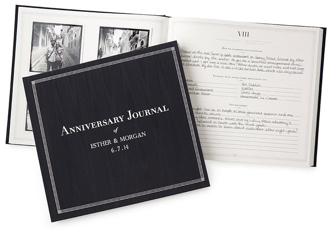 Our guide to first anniversary gifts looking good on